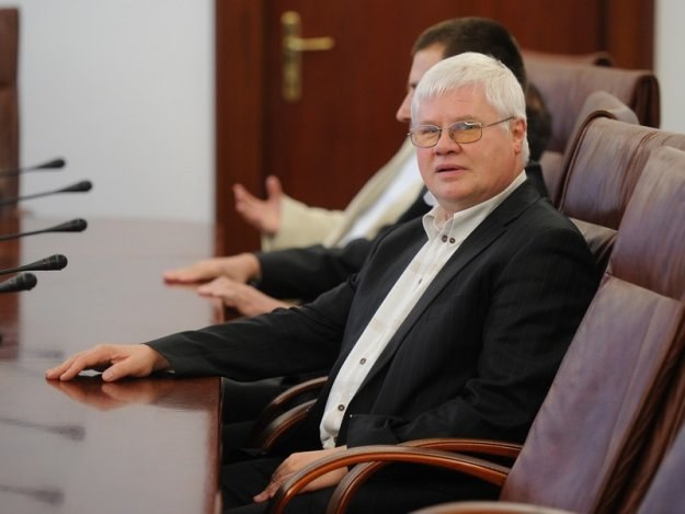Jerzy Hausner, członek RPP. Fot. Piotr BLAWICKI /Agencja SE/East News