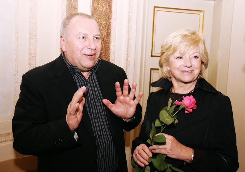 Jerzy i Barbara Stuhrowie /Damian Klamka /East News