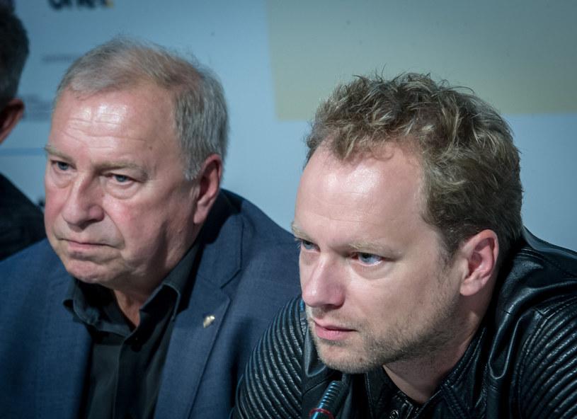 Jerzy i Maciej Stuhrowie / fot Jacek Dominski /Reporter