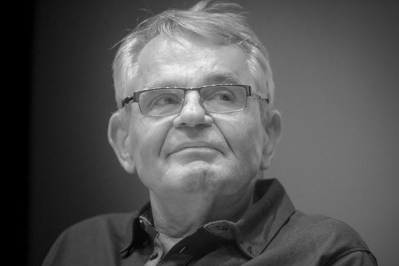 Jerzy Janeczek 1944-2021 /Piotr Kamionka /Reporter