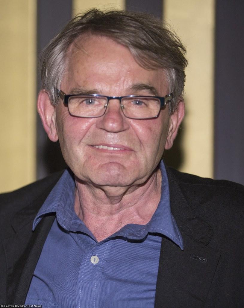 Jerzy Janeczek w maju 2015 roku /Leszek Kotarba  /East News