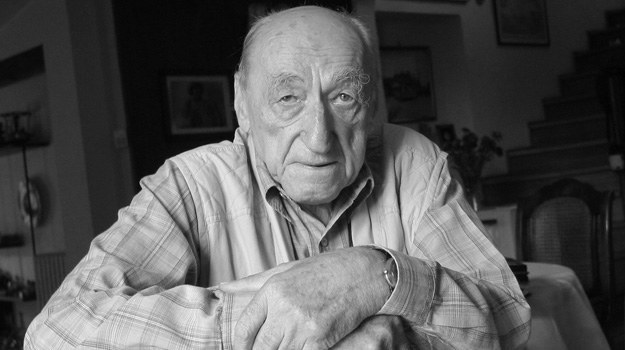 Jerzy Janicki (10 sierpnia 1928 - 15 kwietnia 2007) /Wasyluk/ REPORTER /East News