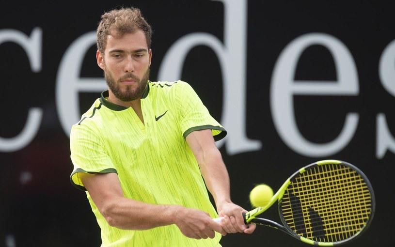 Jerzy Janowicz awansował o dwa miejsca w rankingu ATP /AFP