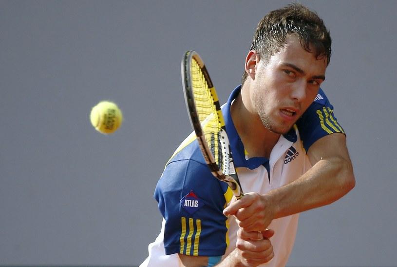 Jerzy Janowicz awansował w światowym rankingu /AFP