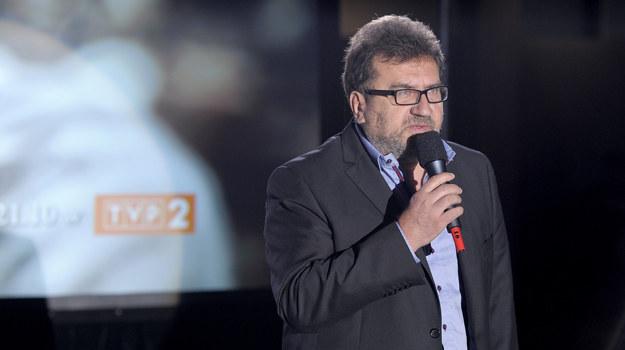 Jerzy Kapuściński, dyrektor TVP2 /Piętka Mieszko /AKPA