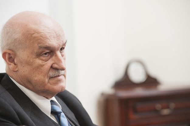 Jerzy Kropiwnicki, członek Rady Polityki Pieniężnej /Fot. Waldemar Kompała, Interia /INTERIA.PL