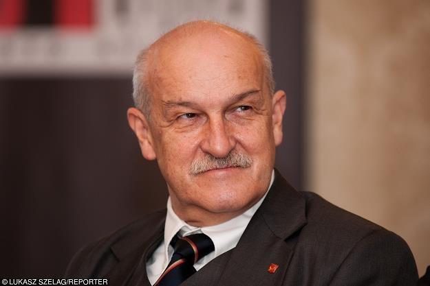 Jerzy Kropiwnicki, fot Łukasz Szeląg /Reporter