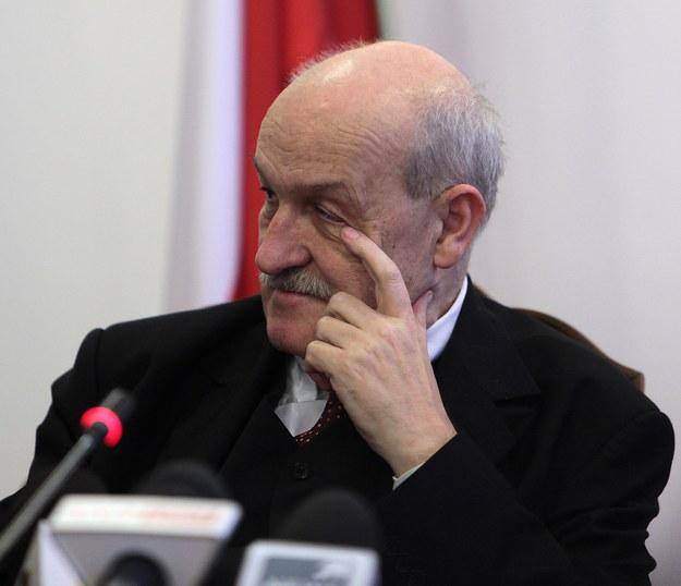 Jerzy Kropiwnicki /Grzegorz Michałowski /PAP