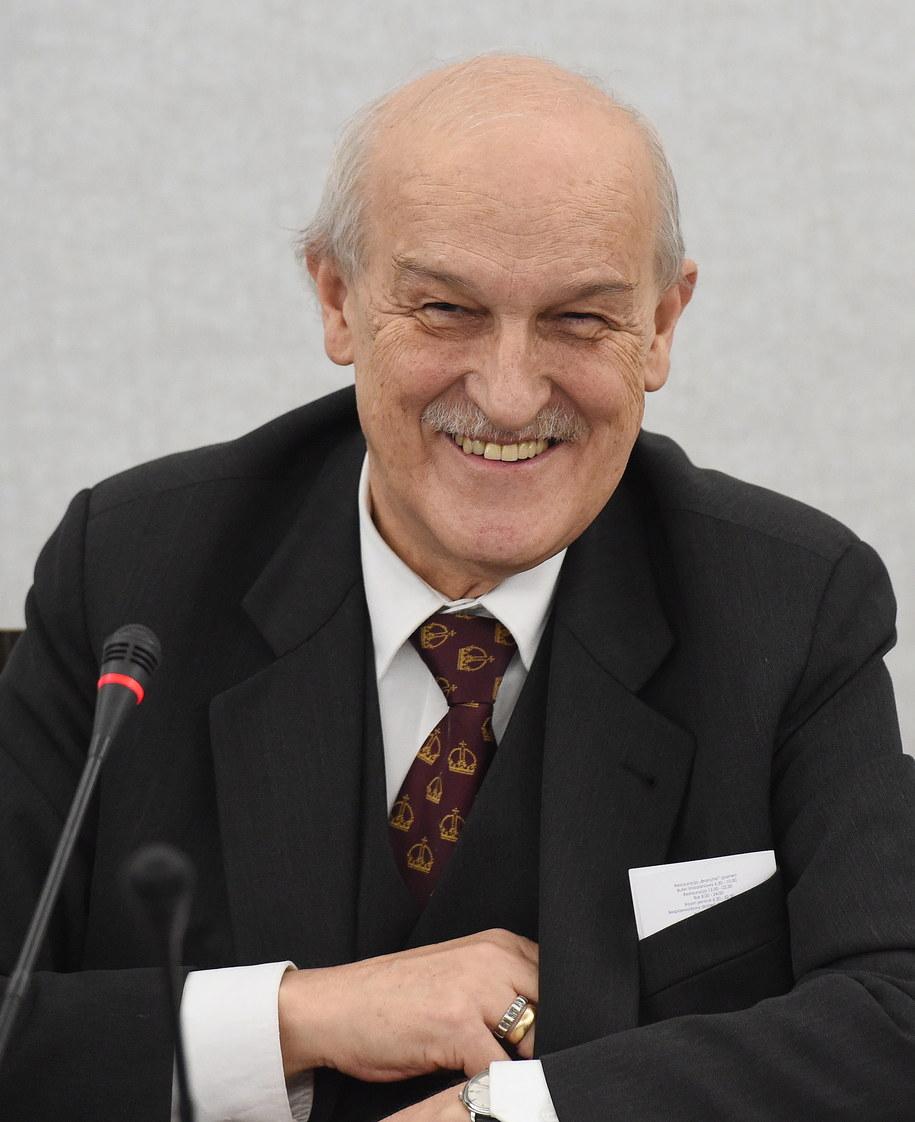 Jerzy Kropiwnicki /Radek Pietruszka /PAP