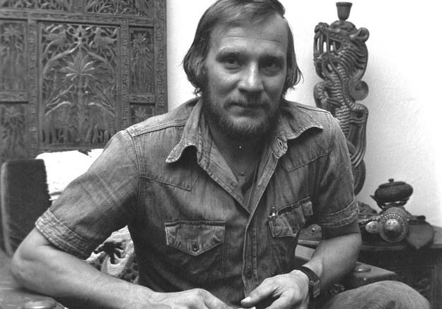 Jerzy Kukuczka, polski alpinista i himalaista. Zdjęcie archiwalne /Kazimierz Seko /PAP