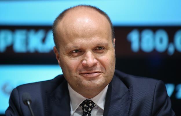 Jerzy Kurella, prezes Tauronu /PAP