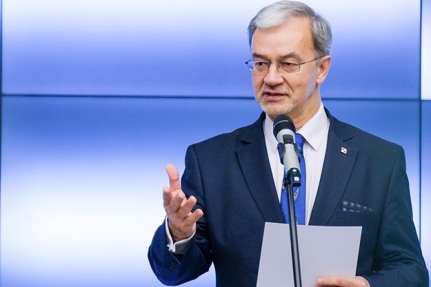 Jerzy Kwieciński. Fot. Grzegorz Banaszak /Reporter