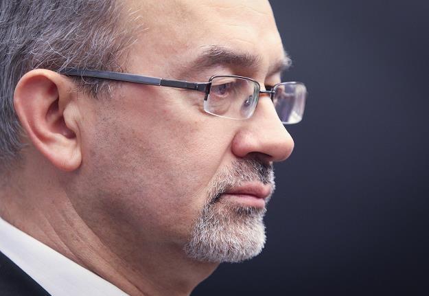Jerzy Kwieciński, minister inwestycji i rozwoju. Fot. Stefan Maszewski /Reporter
