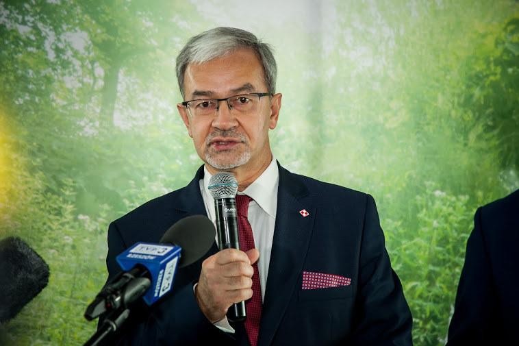 Jerzy Kwieciński, minister inwestycji i rozwoju oraz minister finansów /INTERIA.PL