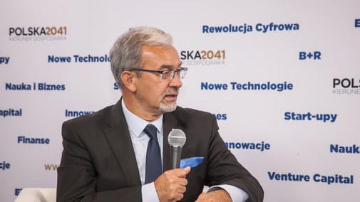Jerzy Kwieciński, minister inwestycji i rozwoju z Katowic dla czytelników Interii