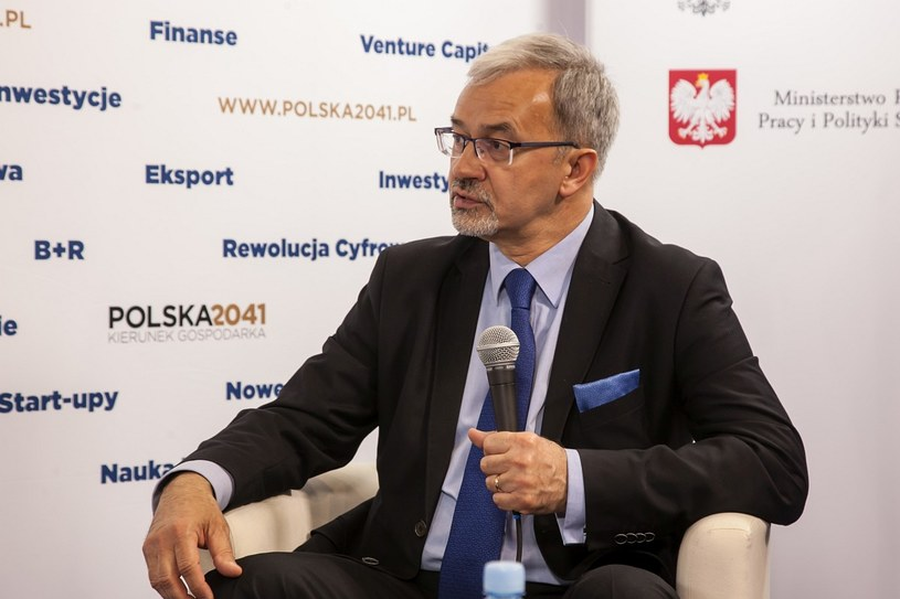 Jerzy Kwieciński, minister inwestycji i rozwoju /INTERIA.PL