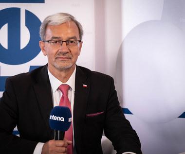 Jerzy Kwieciński, minister inwestycji i rozwoju