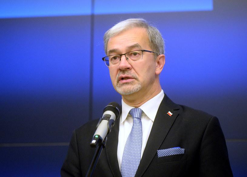 Jerzy Kwieciński, prezes PGNiG /Jan Bielecki /East News