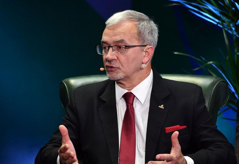 Jerzy Kwieciński, prezes PGNiG /Artur Barbarowski /East News