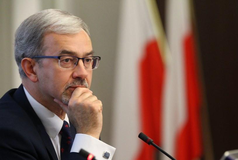 Jerzy Kwieciński, sekretarz stanu w Ministerstwie Rozwoju / Fot. Stanisław Kowalczuk /Agencja SE/East News