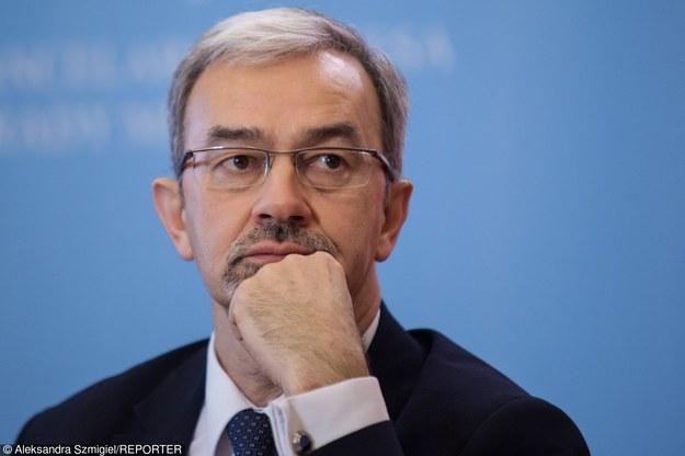 Jerzy Kwieciński, wiceminister rozwoju, fot. Aleksandra Szmigiel-Wiśniewska /Reporter