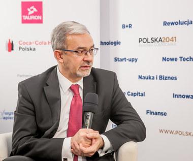 Jerzy Kwieciński, wiceminister rozwoju