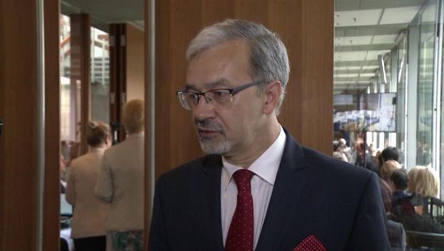Jerzy Kwieciński, wiceminister rozwoju /Newseria Biznes