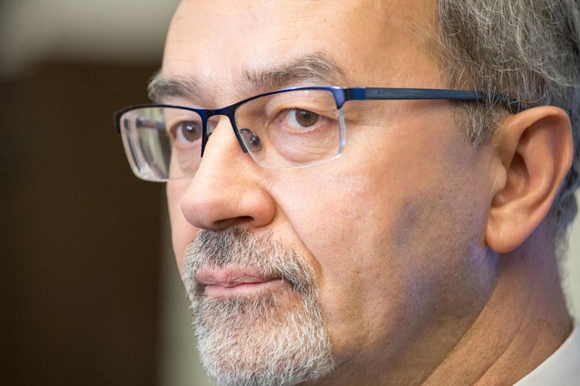Jerzy Kwieciński, wiceprezes Banku Pekao /Feliks Herauf /Getty Images