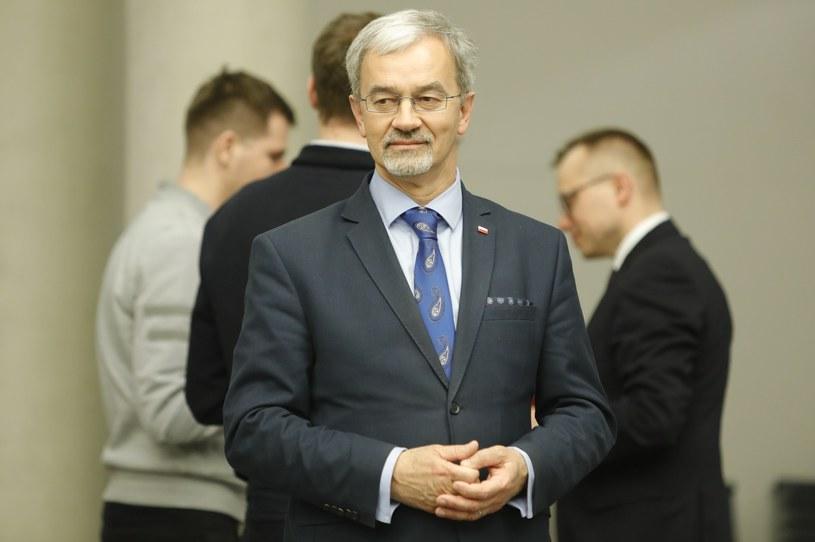 Jerzy Kwieciński /Grzegorz Banaszak/REPORTER /Reporter