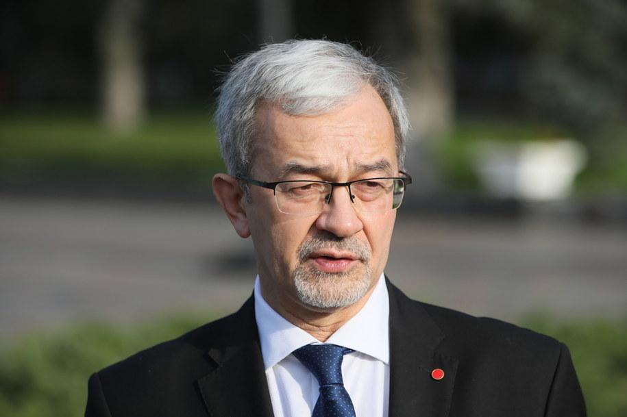 Jerzy Kwieciński /Jerzy Kwieciński /PAP