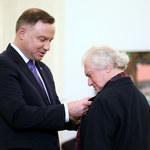 Jerzy Maksymiuk kończy 85 lat. Co napisał w liście prezydent Andrzej Duda?