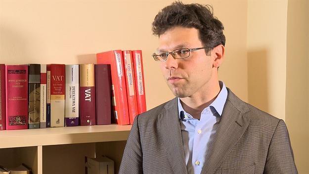 Jerzy Martini, doradca podatkowy, członek prezydium Rady Podatkowej PKPP Lewiatan /MondayNews