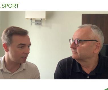Jerzy Mielewski i Tomasz Swędrowski po półfinałach Mistrzostw Europy siatkarzy. Wideo
