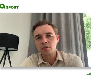 Jerzy Mielewski po finale Ligi Narodów. Wideo