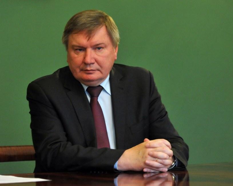 Jerzy Miller, fot. 2014 /Marek Lasyk  /Reporter