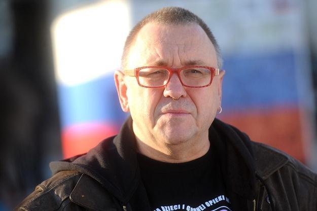 Jerzy Owsiak, pomysłodawca WOŚP/fot. Michał Wargin /East News