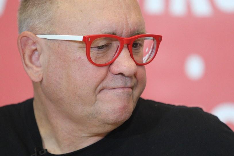 Jerzy Owsiak skomentował obchody 10. rocznicy katastrofy smoleńskiej z udziałem prezesa PiS /Tomasz Jastrzębowski /Reporter