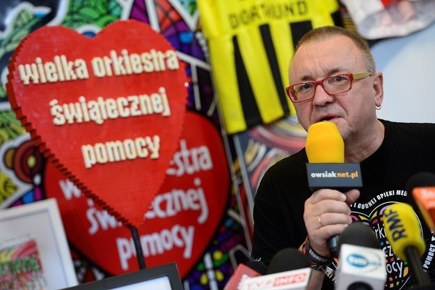 Jerzy Owsiak /PAP