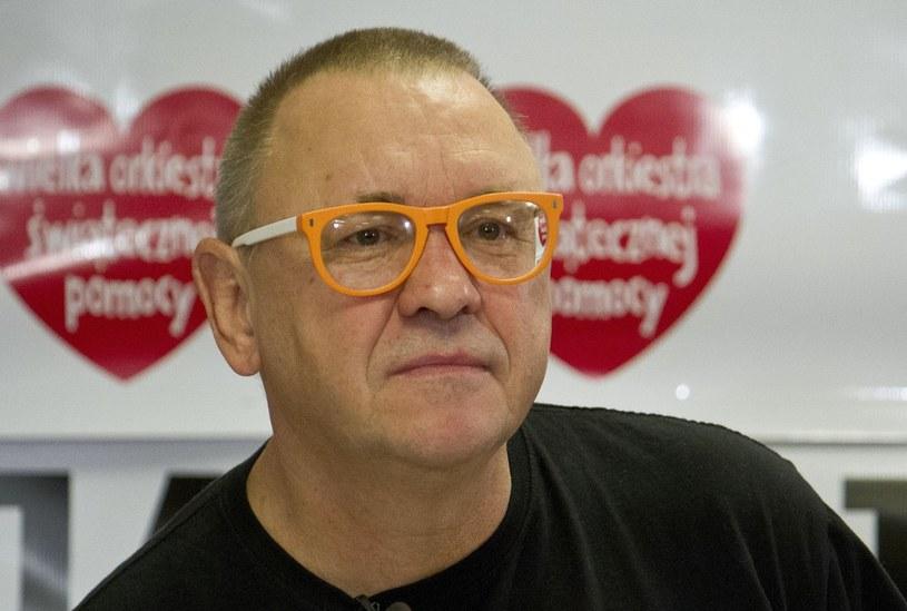 Jerzy Owsiak /Krystian Dobuszyński /Reporter