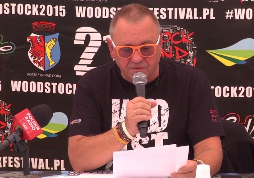 Jerzy Owsiak /INTERIA.PL