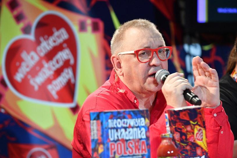 Jerzy Owsiak /Bartłomiej  Zborowski /PAP