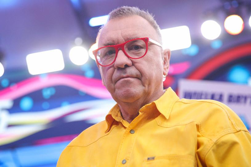 Jerzy Owsiak /Andrzej Hulimka  /Agencja FORUM