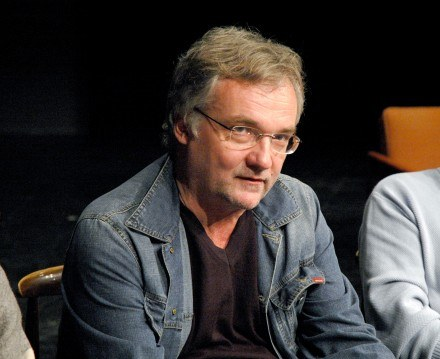 Jerzy Pilch, fot. Marek Ulatowski /MWMedia