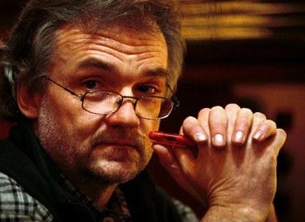 Jerzy Pilch, fot. Piotr Liszkiewicz /Agencja SE/East News