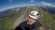 Jerzy Płonka: Niewidomy alpinista marzy o Koronie Europy