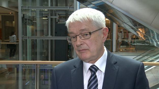 Jerzy Podsiadło, prezes Węglokoksu /Newseria Biznes