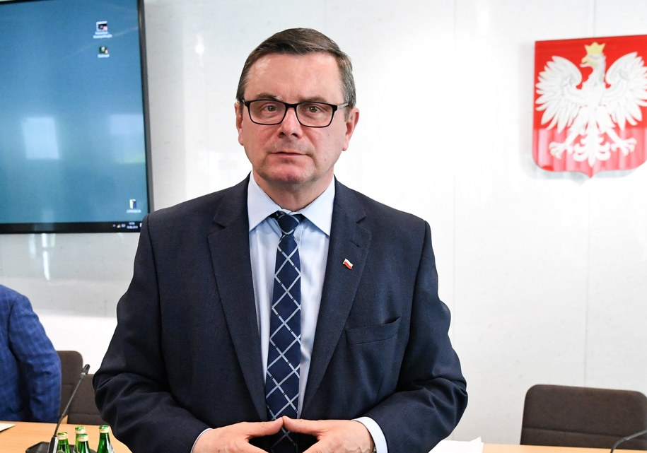 Jerzy Polaczek /Piotr Nowak /PAP