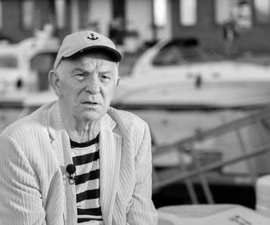 """Jerzy Porębski nie żyje. Autor pieśni szantowej """"Gdzie ta keja?"""" miał 82 lata"""