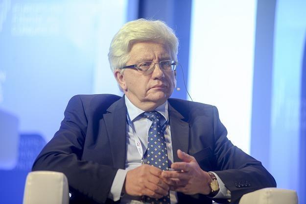 Jerzy Pruski, p.o. prezesa Idea Banku. Fot. Wojciech Stróżyk /Reporter