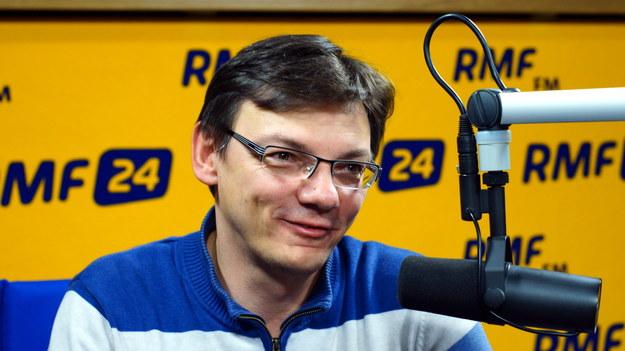 Jerzy Rafalski /Michał Dukaczewski /RMF FM
